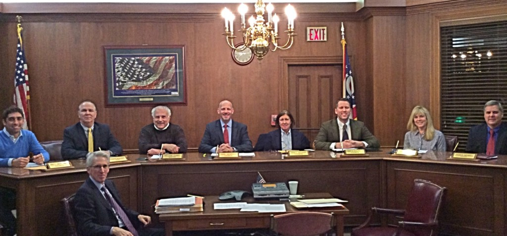 Village Government consists of an elected Council and Mayor. This is the 2016 Council.