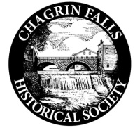 The Chagrin Falls Historical Society discovers, preserves, and shares evidence of and knowledge about the history of Chagrin Falls and vicinity.  The Society does this to enable all who live, work, and visit the area to appreciate its past, understand its present, and plan for its future.