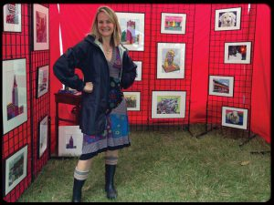 Spring Featured Artist Pam Spremulli