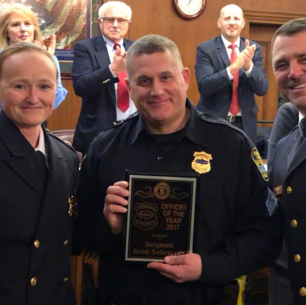 Officer of the Year 2017