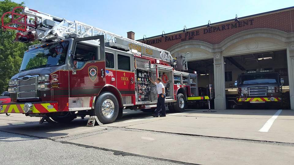 The Chagrin Falls Fire Department | The Village of Chagrin Falls