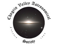 The Chagrin Valley Astronomical Society was founded in 1963 for the purposes of increasing the astronomical knowledge and technique of our members and for public service in our community. Our goals are promotion of public education in astronomy, the continuation of useful research, and the preservation of unpolluted skies for future use of both the astronomer and the general public. Indian Hill, where our Observatories are located, is in Northeast Ohio just east of Cleveland.