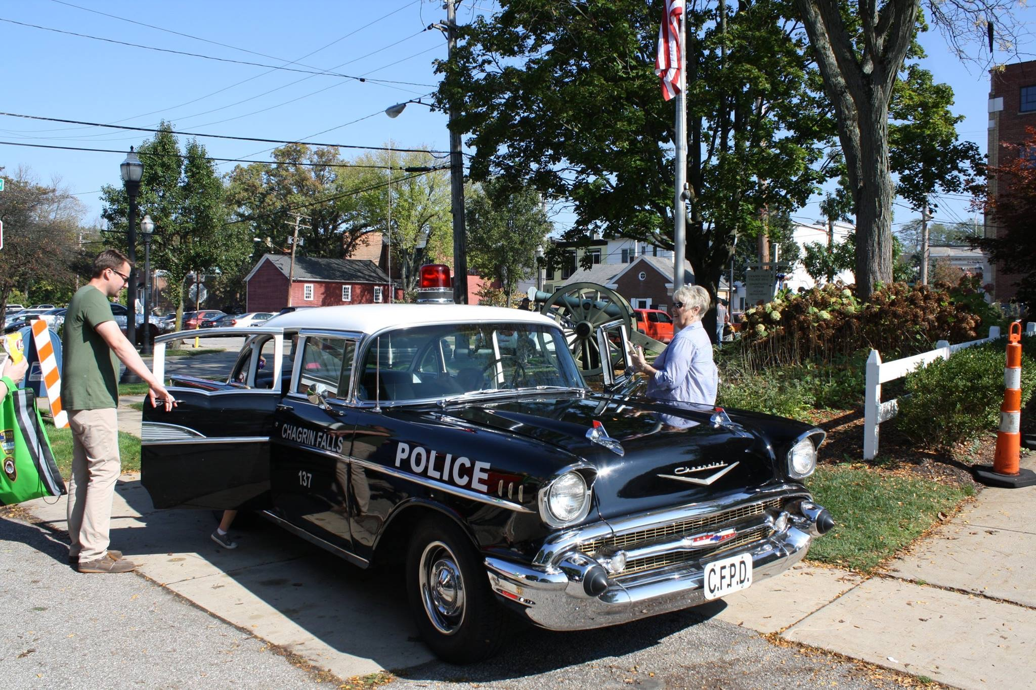 Chagrin Falls Police Department | The Village of Chagrin Falls